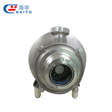 Sanitary Stainless Steel 304/316 Centrifugal Water Pump