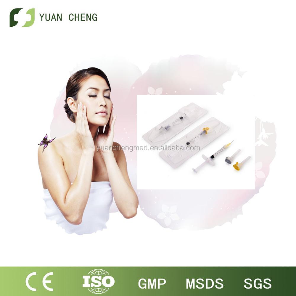 hyaluronzuur injectie rimpels