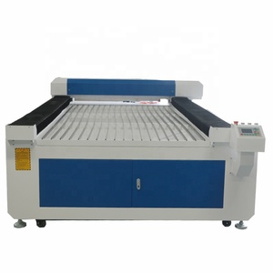 large size leather laser cutter co2 / laser cutting machine for cloth LM-1325