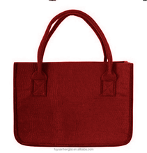 Rich and magnificent felt woman cute felt bags