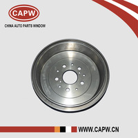 Rear Brake Drum For Toyota Corolla/vios 42431-12201 Car Auto Parts ...