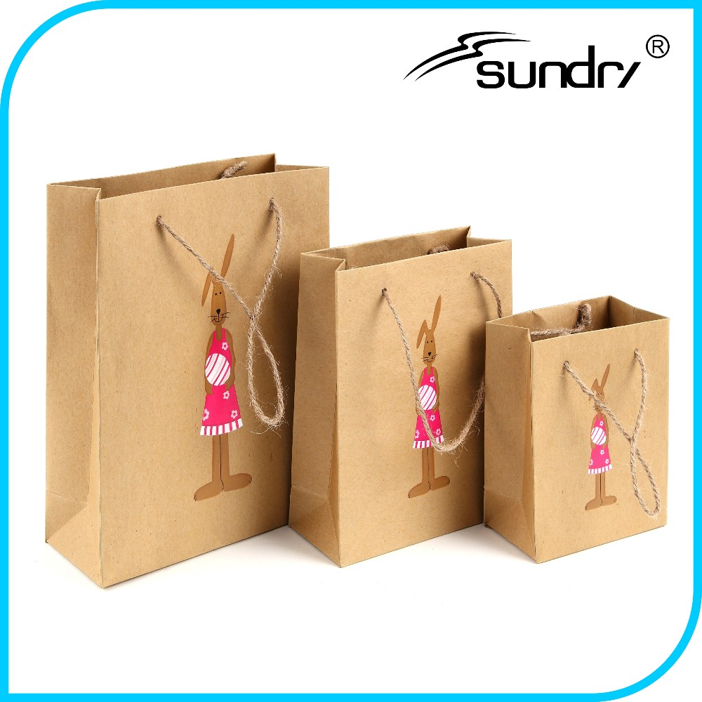 Where to buy cheap paper bags with handles