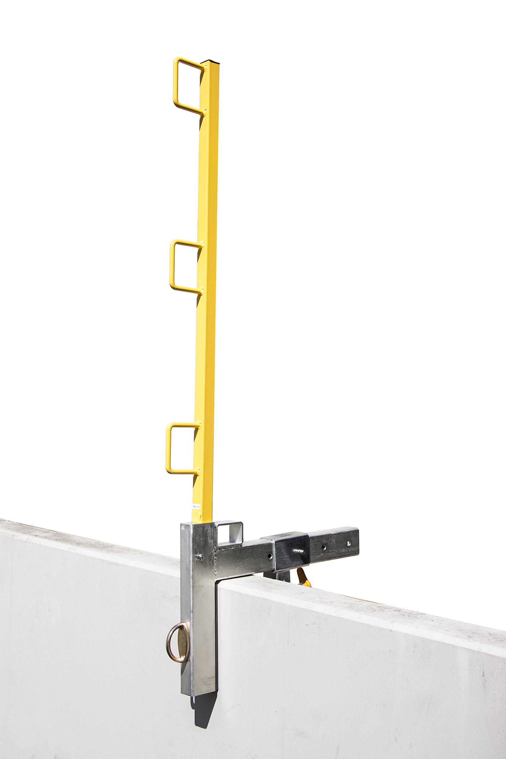 25738 Parapet Mount Bracket Adapter Surveillance Mounting Videolarm for Axis
