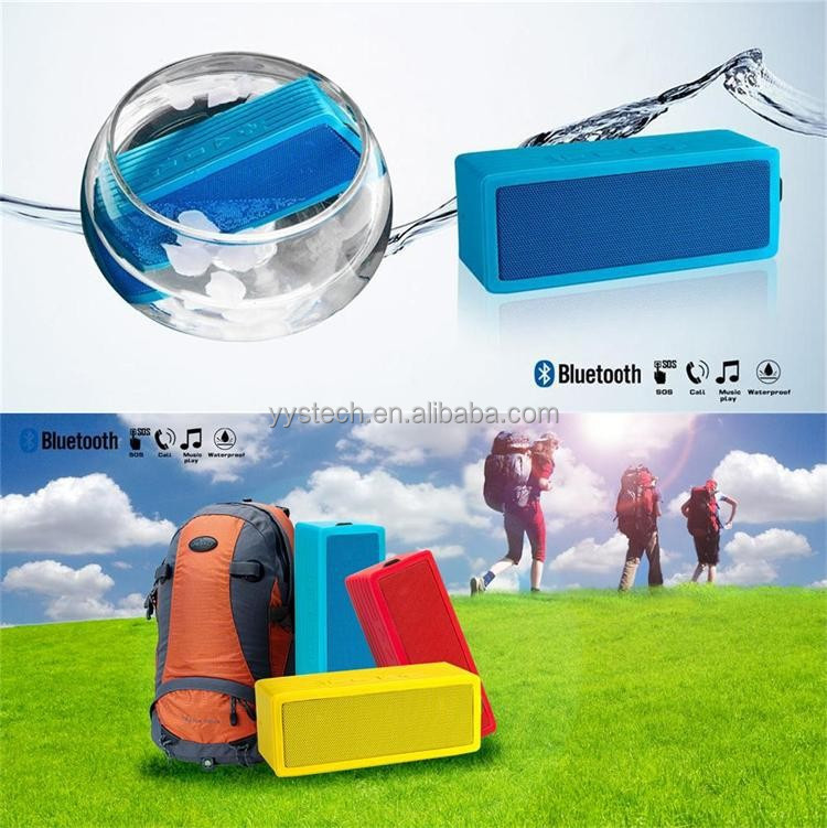 Commonly Used Accessories for Mobile phone, Portable Wireless Speaker Mp3 Player for bike