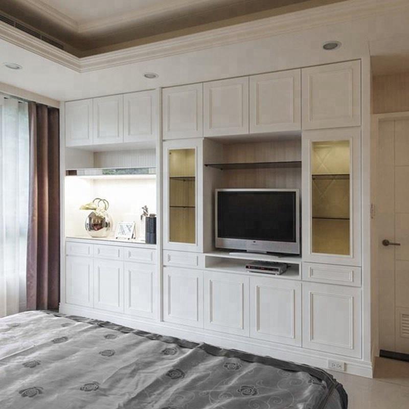Tv Cabinet Wood Almirah Designs