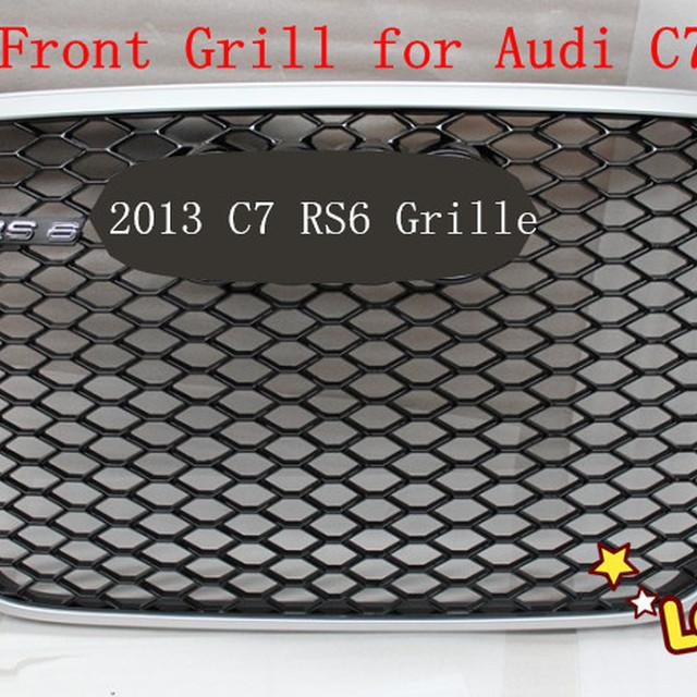A6 Rs6 Car Front Bumper Grill Yuanwenjun Com
