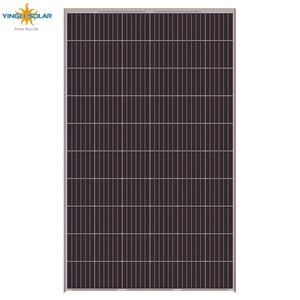 China yingli mono solar panel price list 100 w 150 w 300 watt 400 watt 500  watt 1000 watt 1 kw 10 kw solar panel price india