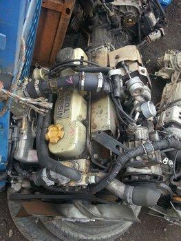 diesel nissan td27