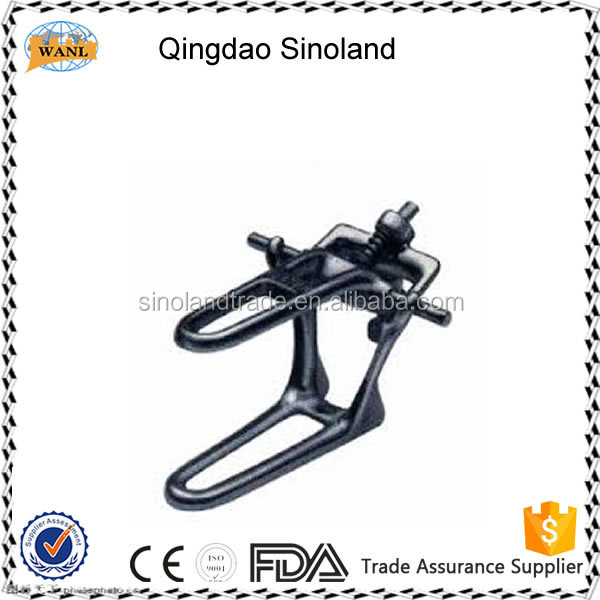 dental magnetic denture articulator for teeth
