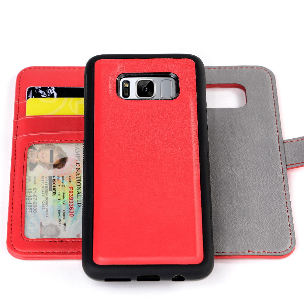 samsung flip phone 2008. rfid wallet case for samsung galaxy s8, flip s8 phone 2008