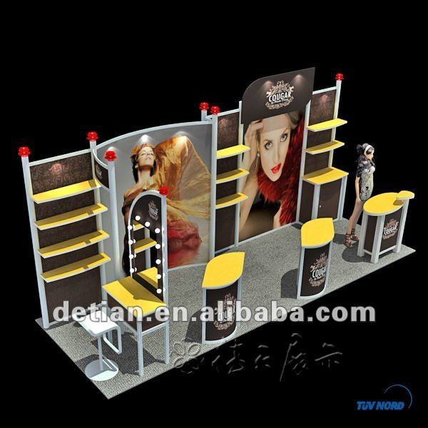 Exhibition Stand Shoes : M portable trade show exhibition display booth for ces show