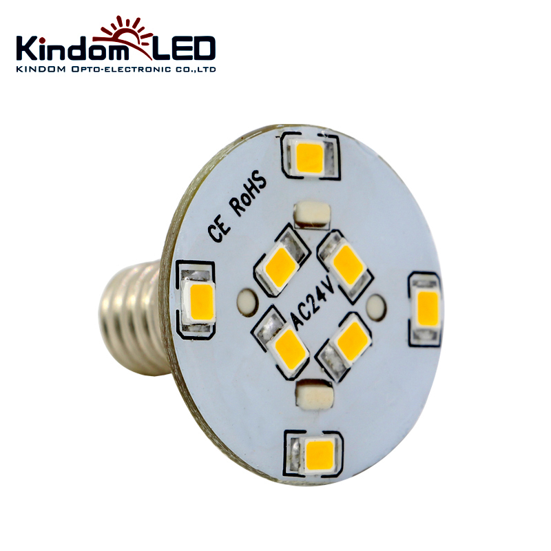LED Amusement single color and e10 AC24V 60V led amusement light 2835smd