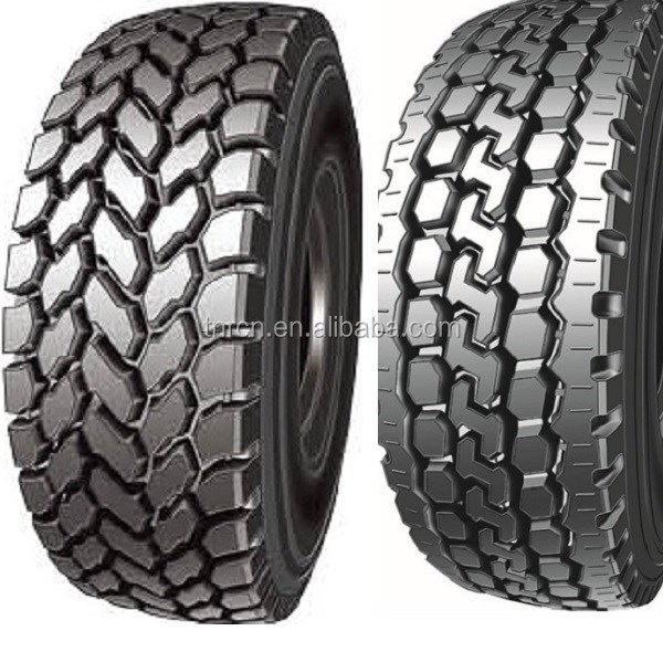On and off Road Crane Tires 1600R25 16.00R25 445/95R25
