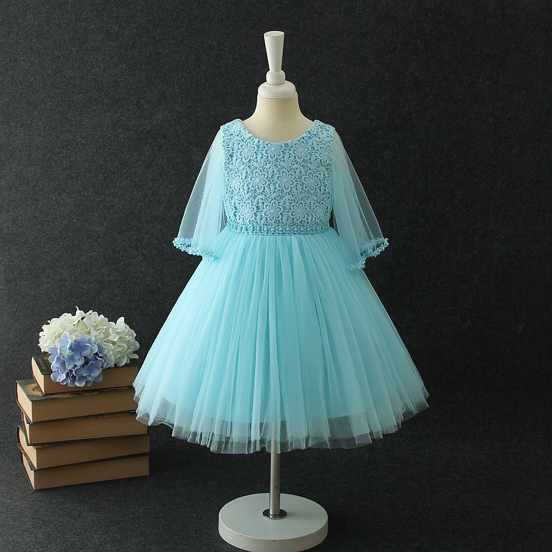 latest children frocks designs fancy baby girls party dresses