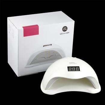 Sun 5 Uv Led Nail Lamp 48w Led Fast Curing Lamp Nail Dryer Buy