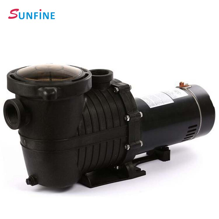 2018 Home Black 1.5 HP Maxi Replacement Pump for Above Ground Pools swimming pool pump for hot selling