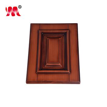 Küchenschranktüren china moderne braun hdf interne ecke küchenschrank türen buy