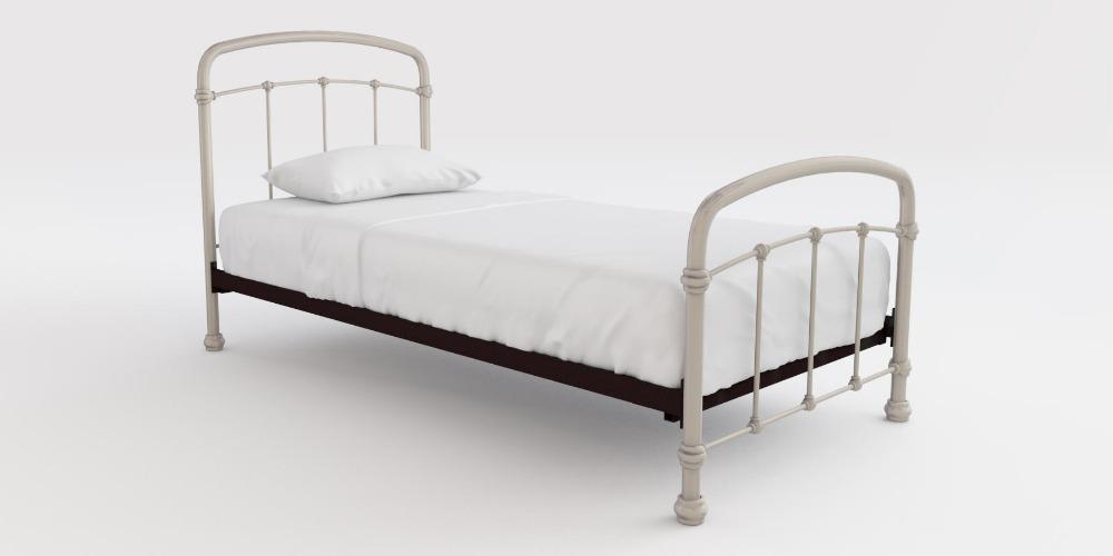 Metall Bett Doppel Lattenrost Rahmen Bedstead-Metalbett-Produkt ID ...