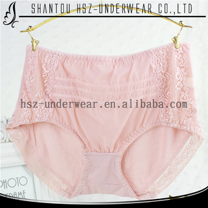 Wholesale new design sexy mature underwear girls pink underwear sexy tanga ladies underwear