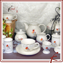 bird dinnerware sets