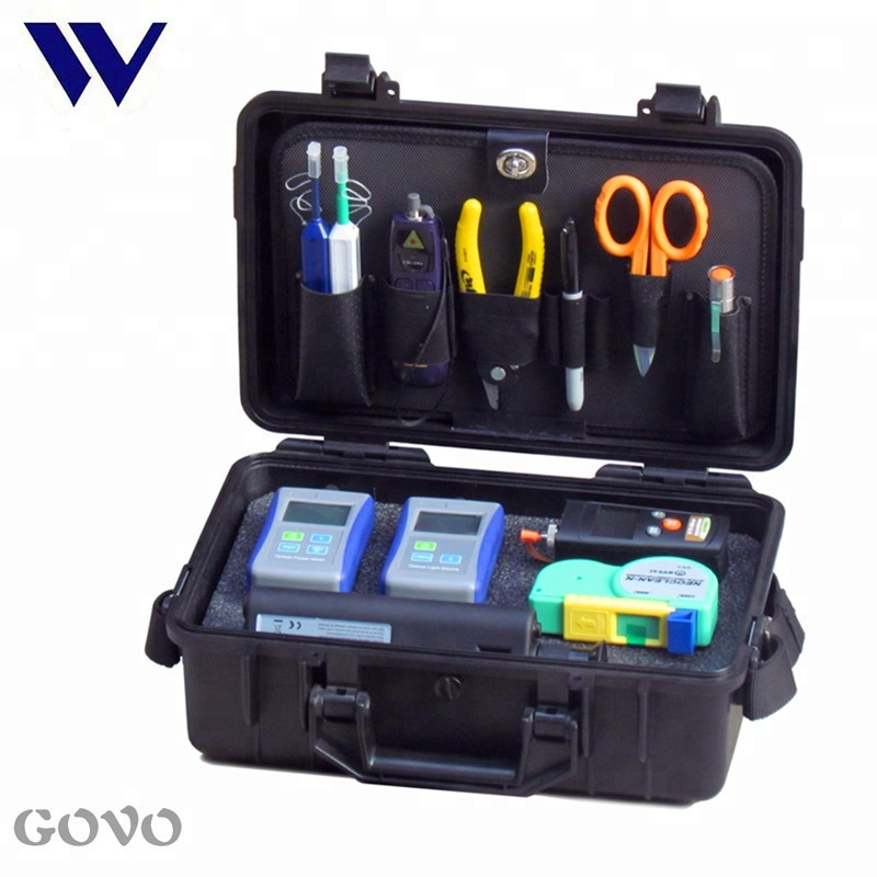 Handheld Optical Fiber Inspection Microscope with Monitor Screen GW-FVM-B1