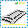Fashion new shockproof original aluminum gorilla glass metal waterproof case for iphone 5