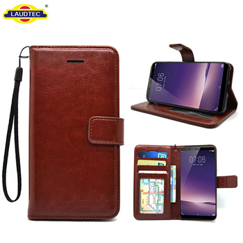 sale retailer 3b21d 8dec1 Premium Pu Leather Case Cover For Vivo Y71,Leather Mobile Phone Case,Hot  Flip Leather Wallet Card Pockets Case Cover - Buy Case Cover For Vivo ...