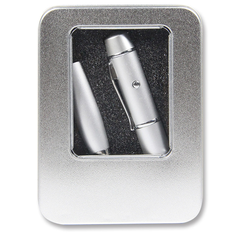 Ordine All'ingrosso Luce Laser Usb Bastone Multifunzione Pen Drive per il Regalo di Promozione