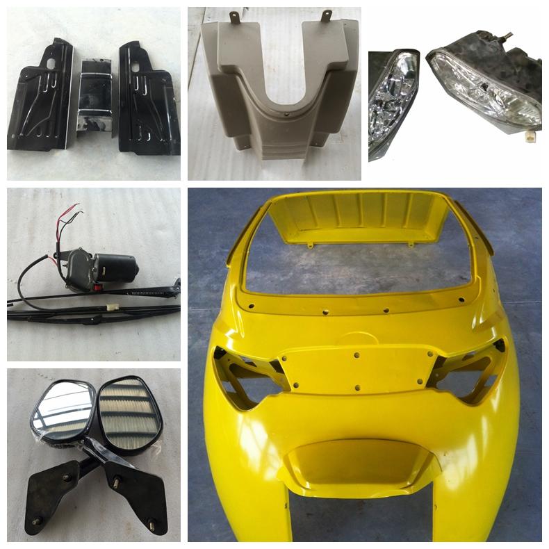 China ECO-friendly battery auto rickshaw price in delhi