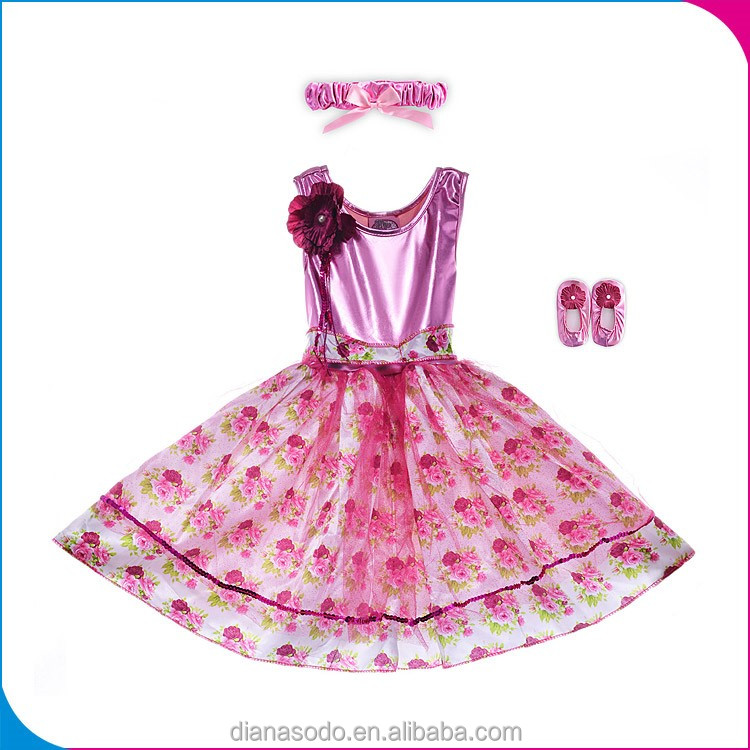 Fashion Modern Beautiful Good Girl Baby Summer Latest Children Dress Designs Style Fancy Birthday Party Dress For Children