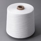 Factory Wholesale 100 Polyester T Shirt 40/2 40/1 Spun Raw Yarn