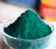 Pigment green 7 organic powder industrial grade ceramic stain