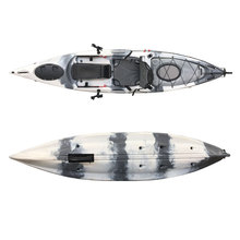New product Rotational Mould fishing kayak with pedal