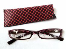 Checker Design Reading Eyewear
