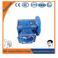 Great stead-state worm gear units