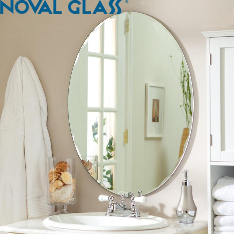 High Quality Fancy Frameless Bathroom