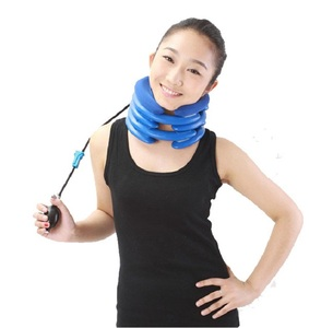 Cervical Air Neck Traction Relief Headache Back Shoulder Pain
