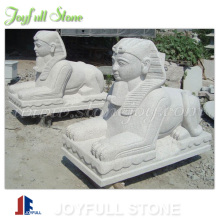 Egyptian Sphinx Granite Stone Sculptures