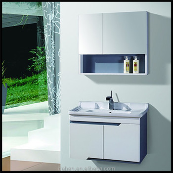 pvc bathroom wash basin cabinet sink unit tall slim bathroom cabinet