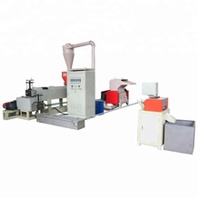 PS Foam Plastic Korrels Making Machine Afval Recycling Granuleren Productielijn