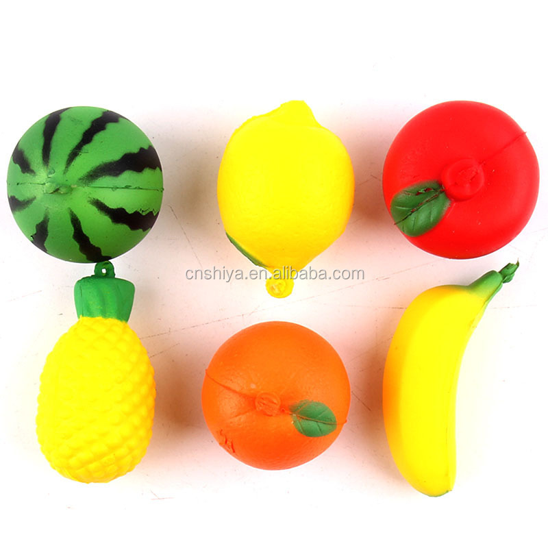 Other new toy 3-5cm small design squishy little fruit food squishy small squishy toys