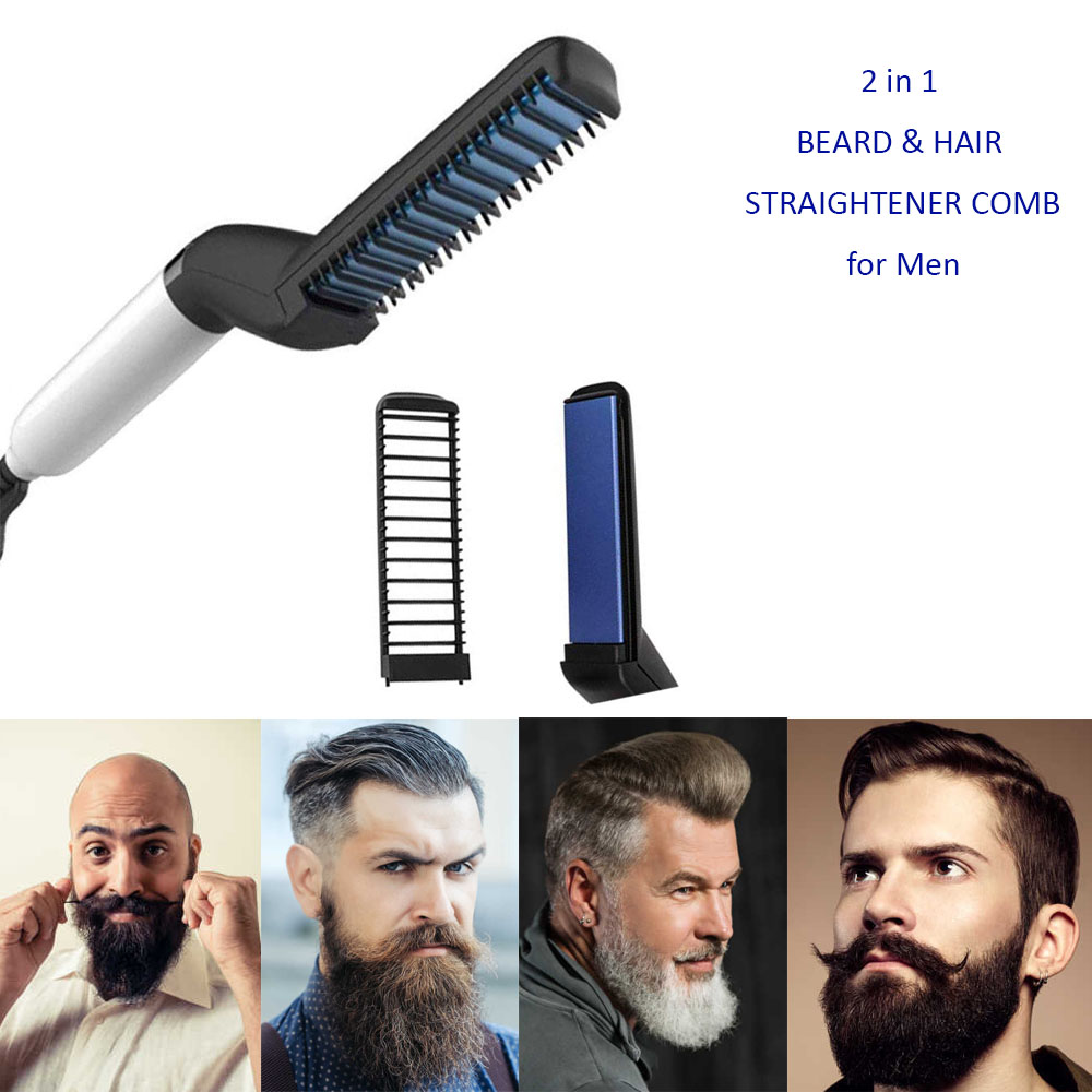Good quality factory directly hair styler beard straightener