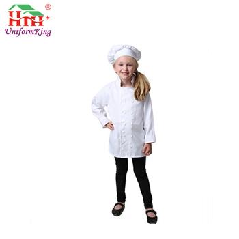 Childs Chef Hat Apron Setkids Sizechildrens Kitchen Cooking And