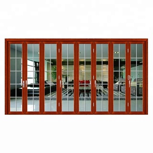 Jakarta Folding Door/ magnet folding doors/exterior villa door