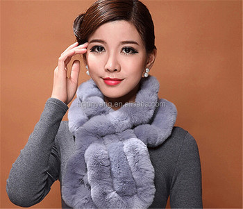 womens real rabbit fur scarf cape shawl poncho wrap scarf vest outwea rex- rabbit a11bd754eb