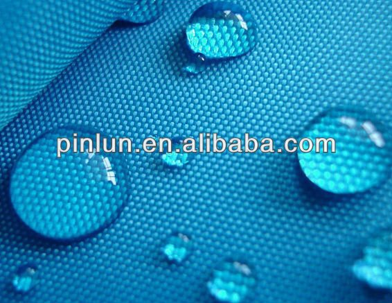 1200D DTY 100% polyester oxford fabric with PVC coating