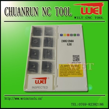 2015 Wholesale CNMG series Turning Tools Insert Tungsten Carbide Insert for sale