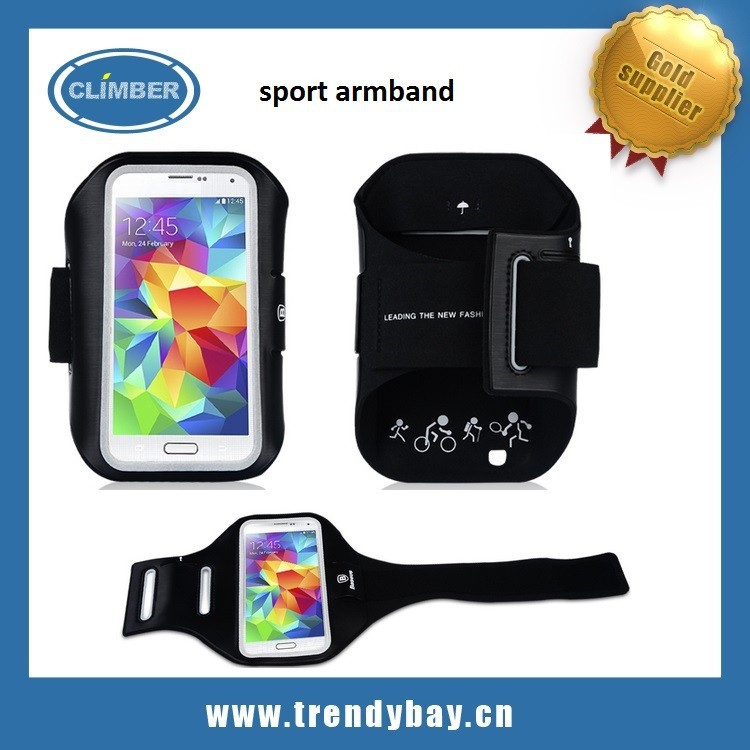 BASEUS brand Newest sport running phone armband for iphone 6 case