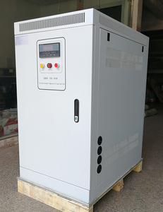 SBW Automatic Voltage Stabilizer 80kva, electricity regulator three phase 80kva