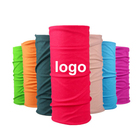 Custom Logo customized buffs 100% Polyester Sports durag Bandanas headwear Deportiva MOQ 1 PC